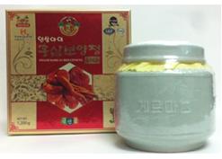 Cao hồng sâm nấm linh chi korea red Ginseng premium 1200g GEUMSAM