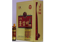 TINH CHẤT HỒNG SÂM CÔ ĐẶC 30 ỐNG KGS - KOREAN RED GINSENG B GOLD