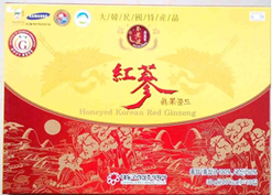 HỒNG SÂM MẬT ONG DAEDONG - HONEYED KOREAN RED GINSENG GOLD