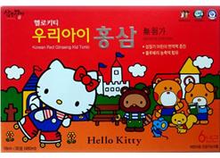 HỒNG SÂM BABY HELLO KITTY