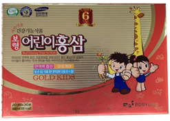 HỒNG SÂM BABY GOLD KIDS - RED GINSENG TONIC