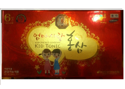 HỒNG SÂM CHO TRẺ EM POCHEON - KOREAN RED GINSENG KID TONIC POCHEON