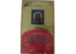 TRÀ HỒNG SÂM HÀN QUỐC OKINSAM 100 GÓI 3G-KOREA RED GINSENG TEA GOLD