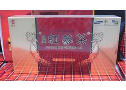 TRÀ HỒNG SÂM HÀN QUỐC 100GÓI *3G - KOREA RED GINSENG TEA