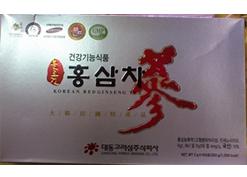 TRÀ HỒNG SÂM DAEDONG 300GR - KOREAN RED GINSENG TEA