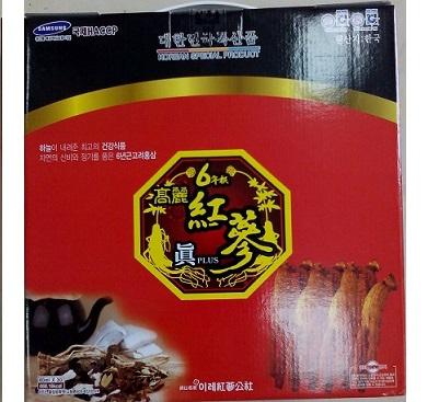 Tinh chất hồng sâm hàn quốc IGie - Korean special product