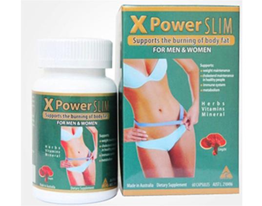 X POWER SLIM GOLDEN HEALTH AUSTRALIA - THUỐC GIẢM CÂN CAO CẤP CỦA ÚC