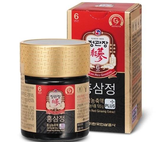 Tinh chất Cao hồng sâm lọ 120 gr cheong kwan jang