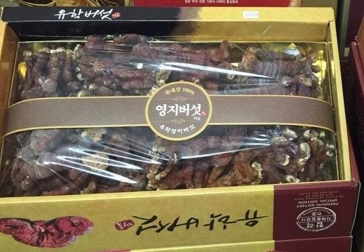 NẤM LINH CHI SỪNG HƯƠU ngắn Hàn Quốc
