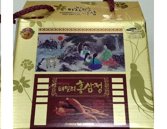 Cao hồng sâm red ginseng family achimmadang GEUMSAM 1000 gram