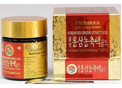 Cao hồng sâm Geumsan 120gr - Korean Red Ginseng Extract Gold