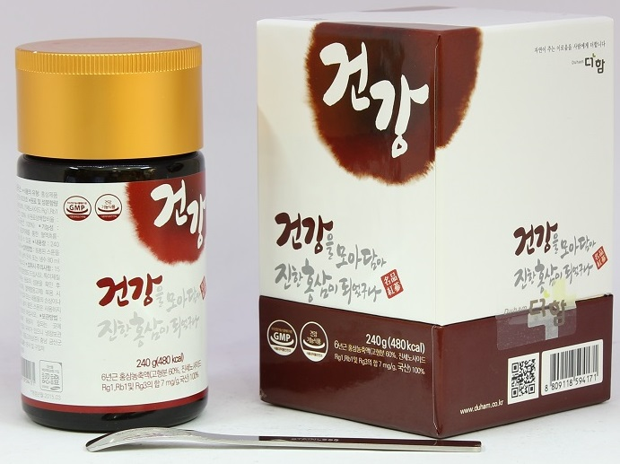 Cao hồng sâm Daedong lọ 240gr - Red ginseng Extract Gold