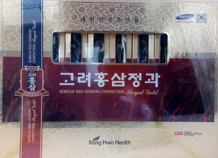 SÂM CỦ TẨM MẬT ONG Kanghwa