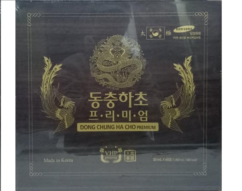 Nước đông trùng hạ thảo Daedong Dong chung ha cho premium