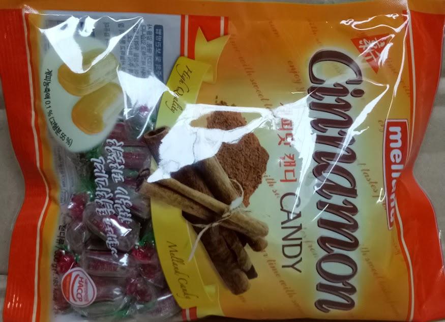 Kẹo quế hàn quốc Cinnamon Candy 300 gram