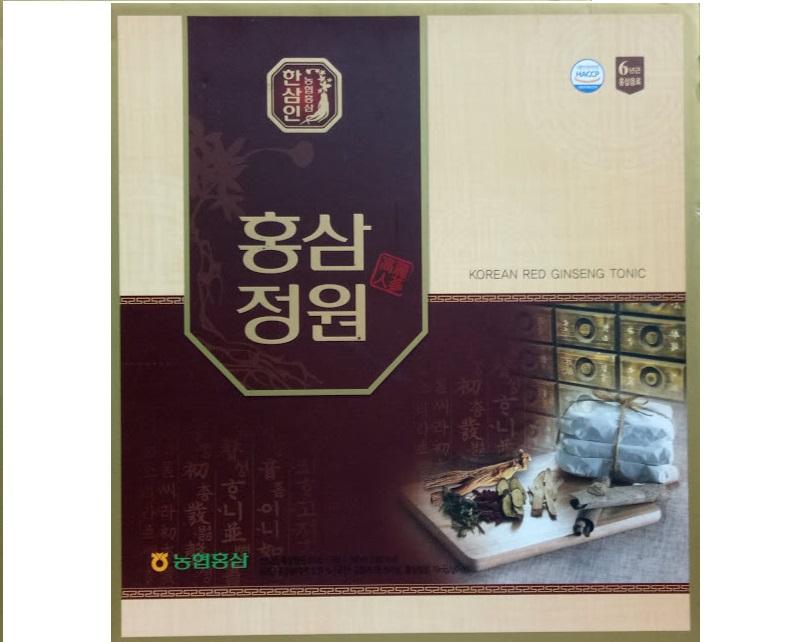 Tinh chất hồng sâm thuốc bắc hàn quốc -Korean red ginseng