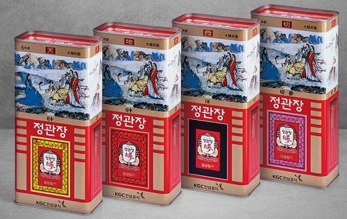 Hồng sâm củ khô chính phủ số 30- 300gr 15 củ - Korea Red Ginseng Corp- kgc