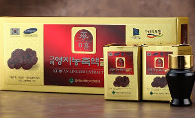 Cao nấm linh chi Hyolim Agricultural Korea Lingzhi Extract Gold