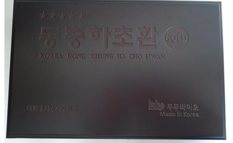 ĐÔNG TRÙNG HẠ THẢO 30 VIÊN BIO Korea dong trung ha cho hwan
